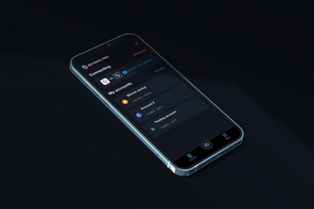 Keyring Pro App
